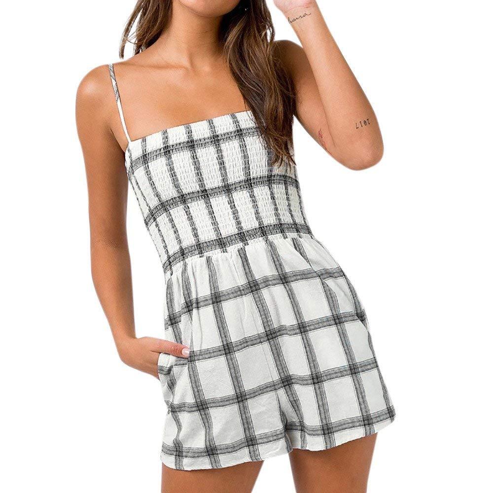 ee4920c3abe7 Cheap White Linen Jumpsuit