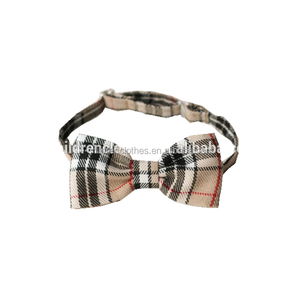 High Quality Baby Boy Flexible Bow Tie for Little Baby With Bowknot Adjustable Design