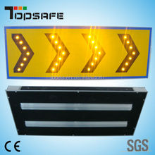 3M Reflector LED Solar Construction Sign Board