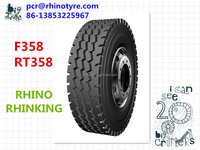 Heavy Duty Truck and Bus Tubeless TBR Tyres 11R22.5 11r24.5 12R22.5 13R22.5