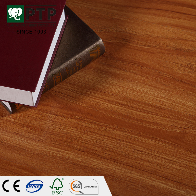 High quality ac4 hdf outdoor eco forest wood waterproof laminate flooring