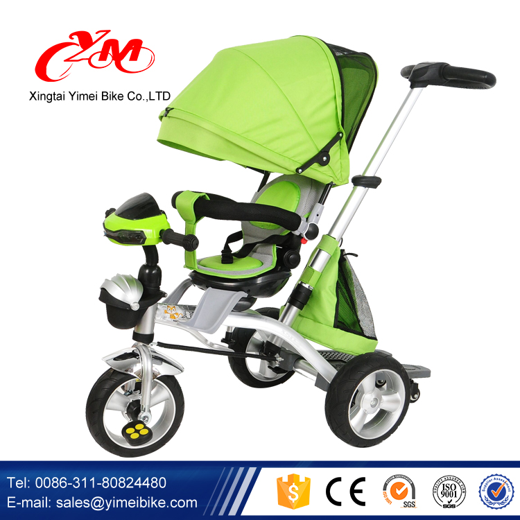 4 In 1 Tricycle Baby Smart Trike For Toddlers/new Model Kids ...