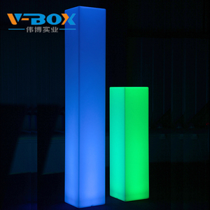 Led Light Wedding Pillars Columns Supplieranufacturers At Alibaba