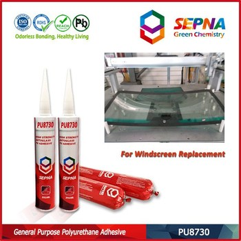 Waterproof High Quality PU Sealant for auto glass replacement