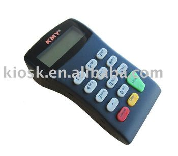POS PIN pad without card reader