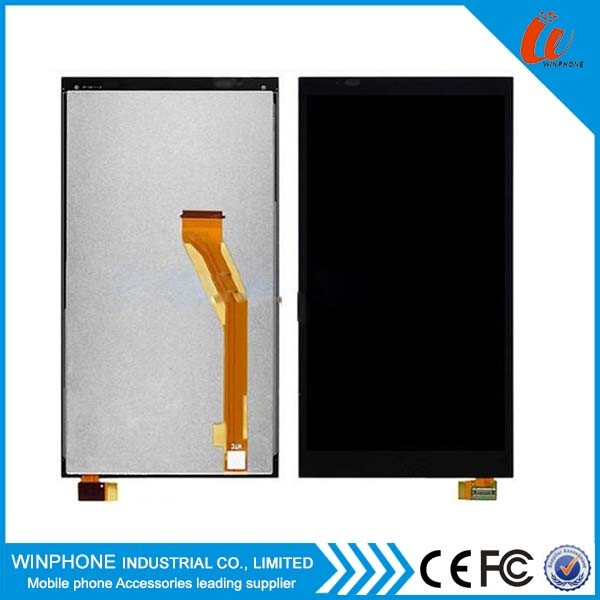 Mobile phone accessories for htc desire 816 lcd display and touch screen with frame