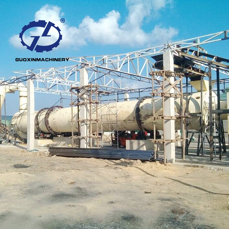 GUOXIN Best Price Wood Chips Drying Sawdust Dryer