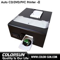 Mini Table Top Economic CD DVD Inkjet Printer With High Printing Quality and speed