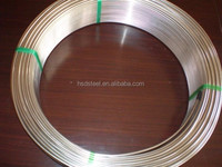 317L seamless capillary stainless steel tubes for medical use