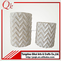price of candle cup candlestick glass crafts from China