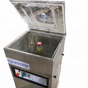 high quality glass jar vacuun sealer machine for price