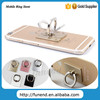 Reusable 360 Degrees Rotation Sticky Ring Shape Mobile Phone Stand