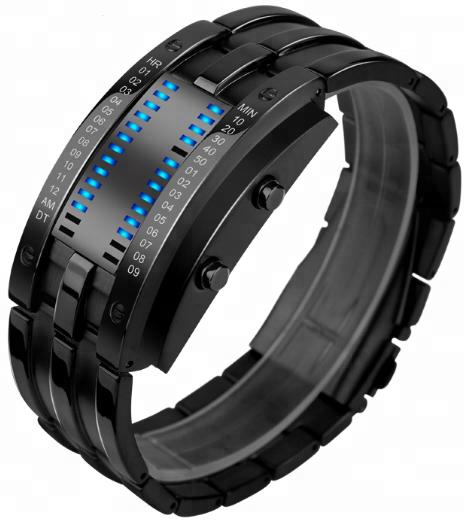SKMEI Fashion Creative Watches Men Luxury Brand Digital Display 50M Waterproof Relojes Hombre LED Watch