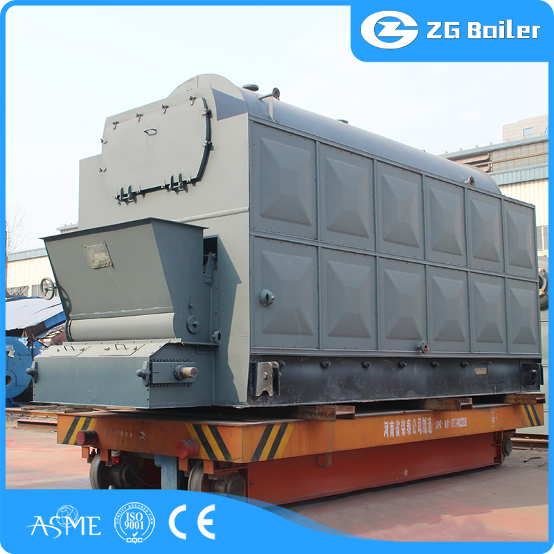 Natural Circulation Type and turf, wood, bricket, coal fuel wood boiler coal boiler