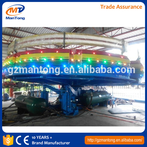 Direct manufacturer stimulating amusement park disco tagada / fun fair rides for sale from Guangzhou Mantong