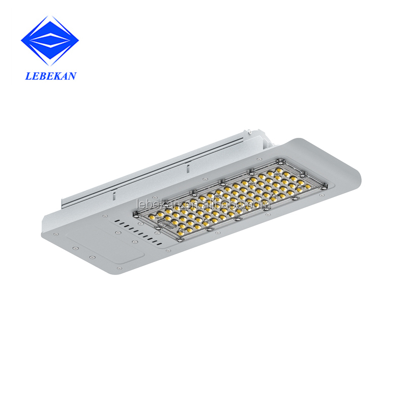 Factory price aluminum ip65 90w 120w 150w 60w led street light cool white
