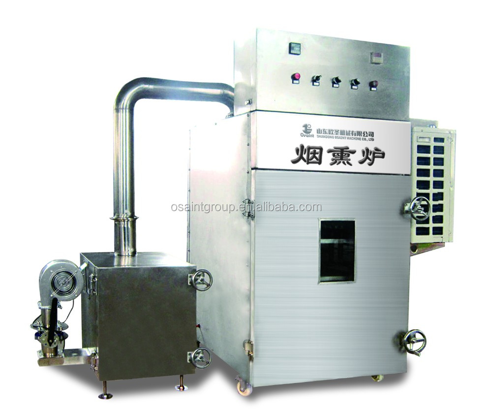 China factory manufacturer smoking oven for sausage making