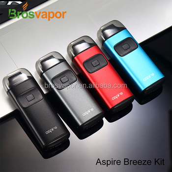 Aspire Newest 650mAh All-In-One Starter Kit Aspire Breeze Kit