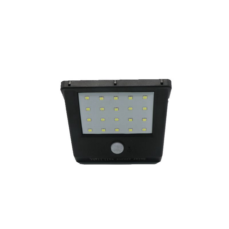 Wholesale 20 LED Solar Motion Sensor Light Wall Lamp Outdoor ...