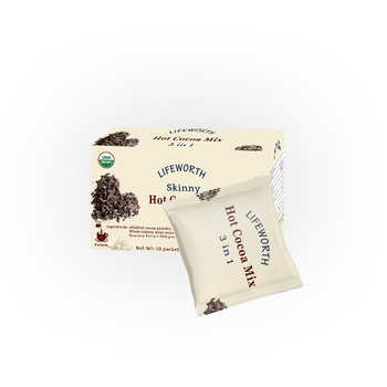 Lifeworth 3in1 slimming hot chocolate drink