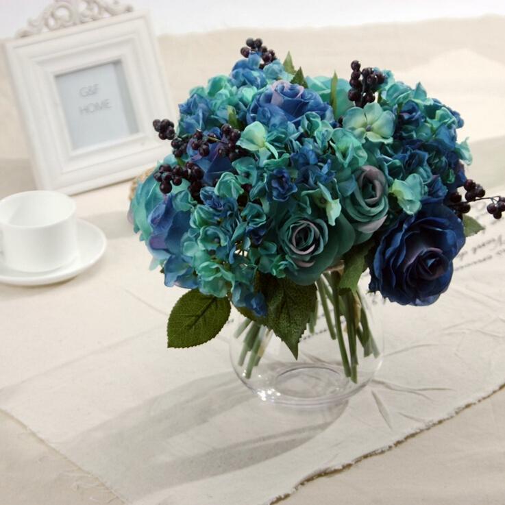 peony wedding bouquet berries bridal bouquet fall wholesale silk flowers order flowers online. Black Bedroom Furniture Sets. Home Design Ideas
