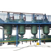 Hanson palm oil machine digester/crude palm oil mill/palm oil refine