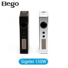 2015 new products Original Sigelei 75W/Eleaf istick 50w/Sigelei 150w box mod