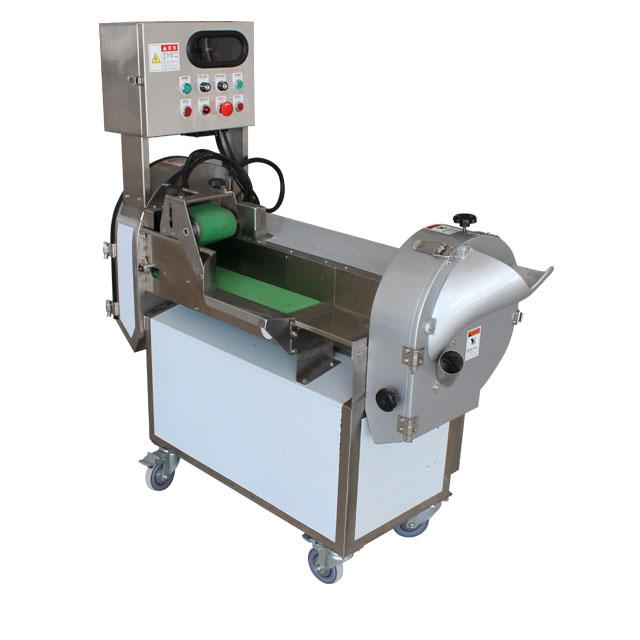 Belt conveyor Potato Cabbage Lettuce Vegetable Parsley Mango Jack Fruit Cutter Machine