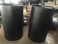 free sample 8 inch Carbon Steel Pipe Fittings Tee