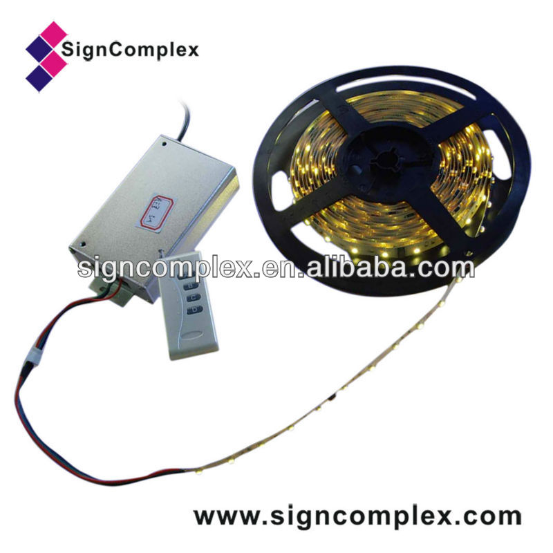 CE RoHS PSE 7 Years Experience SMD5050 RGB 300leds LED Strip Light 72W(3 Years Warranty)