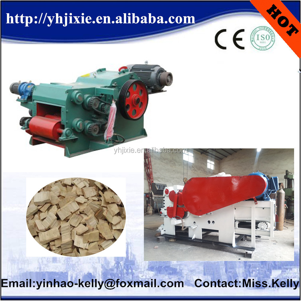 Provided Wood Grinder,Wood Chipper,Drum Chipper To Make Sawdust ...