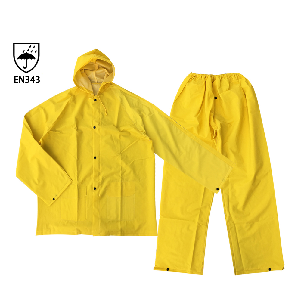 PVC Waterproof Suit