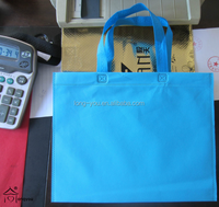 hot sale pictures printing non woven gift fashion shopping bag design