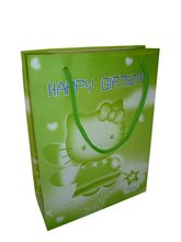 2012 colourful pp bag for shoes