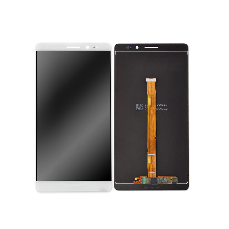 lcd display + touch digitizer with frame for Huawei Mate 8 for Huawei Mate 8 LCD assembly with frame