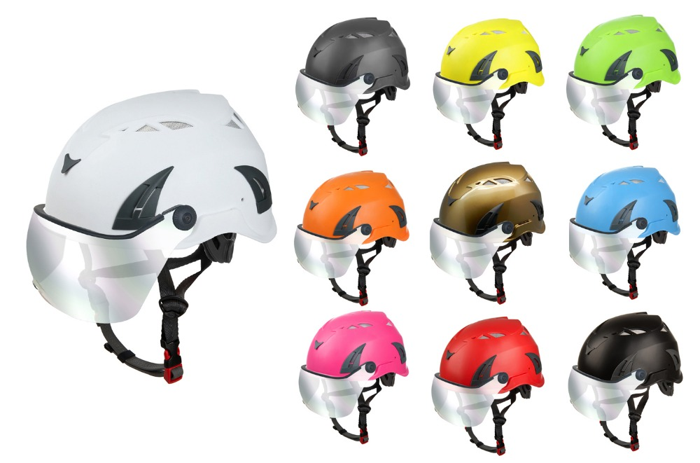 comfortable-ventilated-forestry-safety-helmet