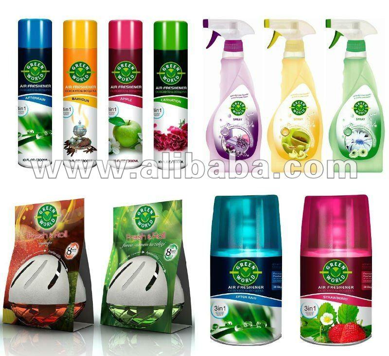 Air Freshener Green World Buy Air Freshener Spray Product On