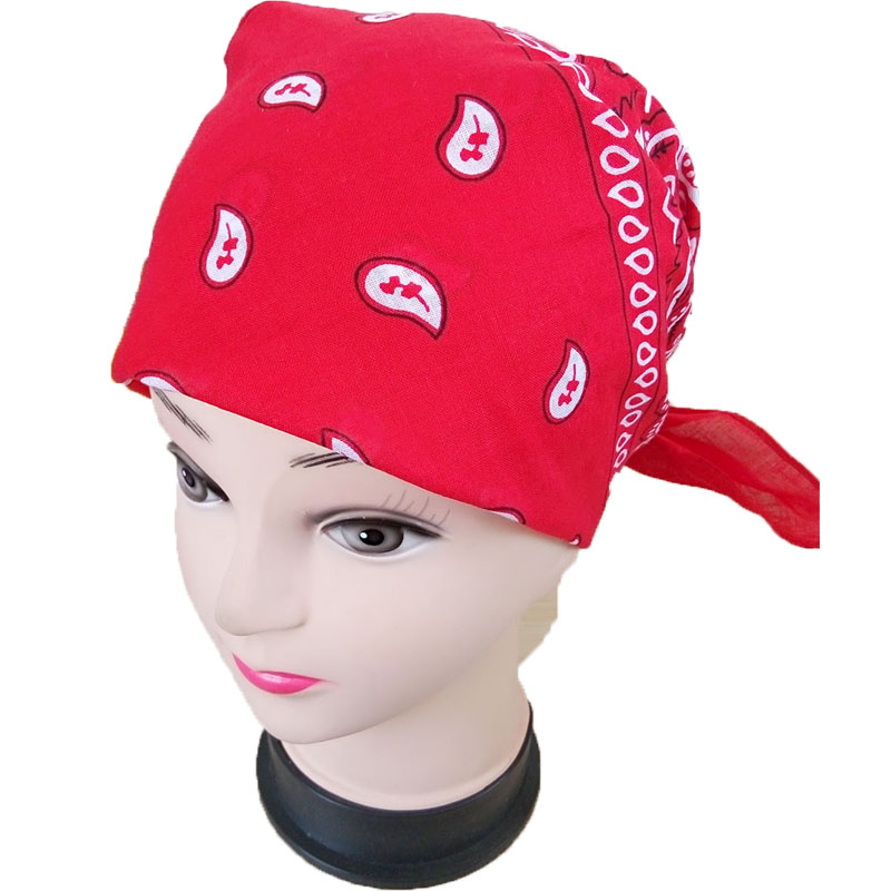advertising ideas hair accessories manufacturers bandana for men