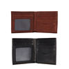 2017 high quality rifid leahter blocking wallet blank minimalist wallet