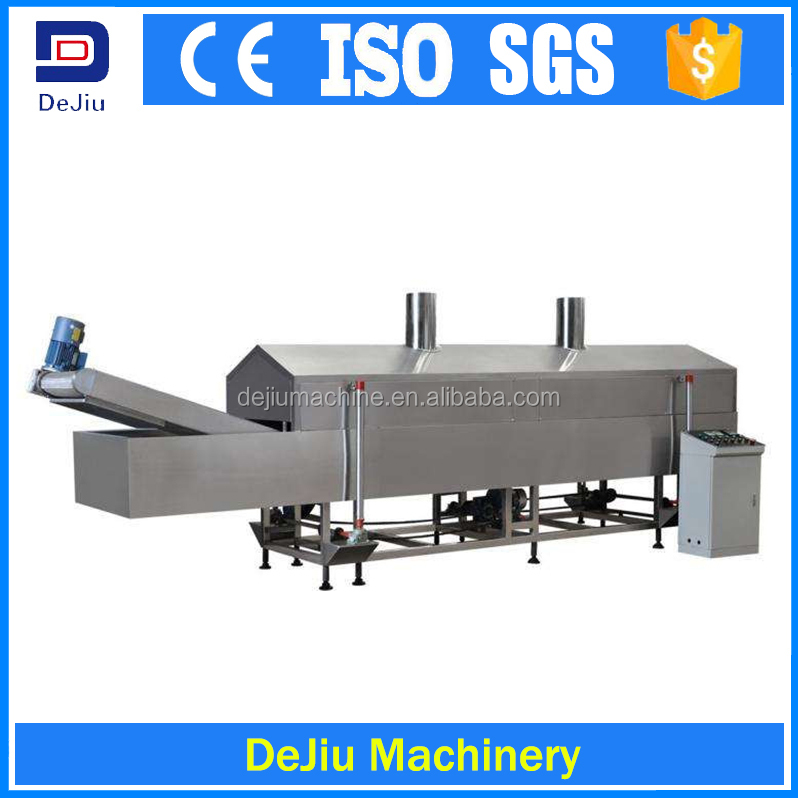 fried 2d 3d snack pellets papad making machine/production line