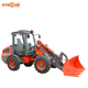 Light Weighted Farm Machine Small Wheel Loader