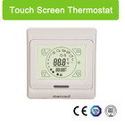 Best Quality Promotional digital touch screen room thermostat