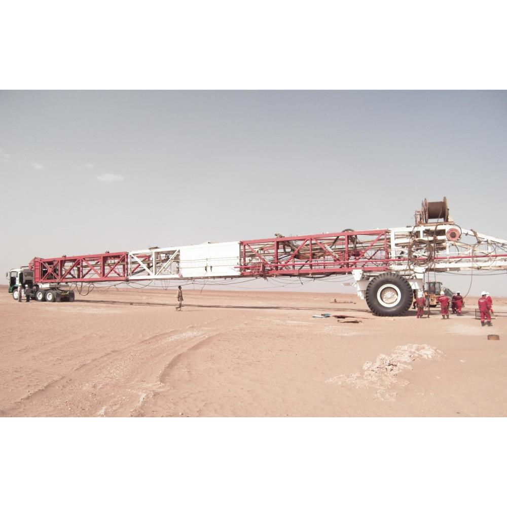Drilling Rig Solid Moving Unit