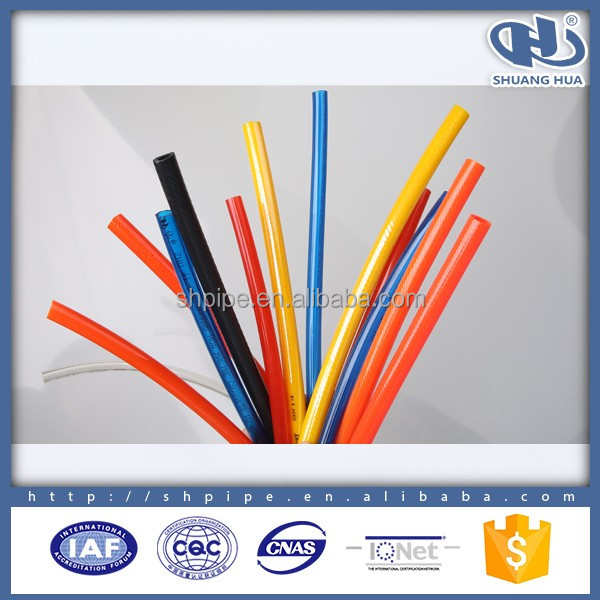 Antistatic pu vacuum hose,plastic flexible natural gas hose