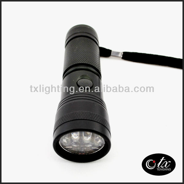 14의 LED UV flashlight&torch