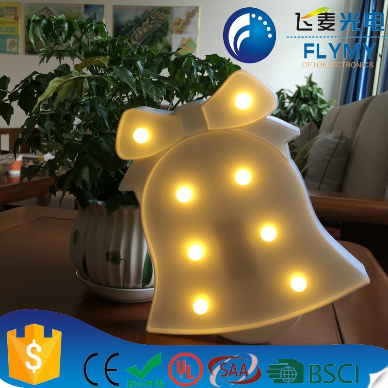 Amazing hot selling led festival decoration light pineapple, cactus, flamingo and cloud shaped holiday standing maquee lights