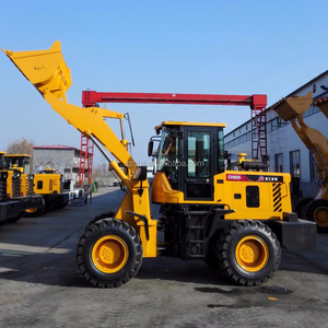 CH925 chinese wheel loader widely used telescopic machines