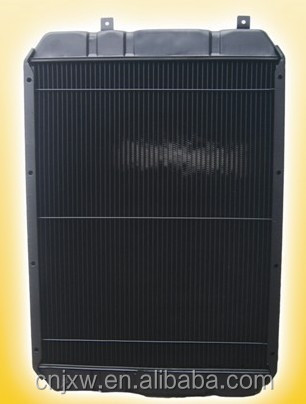 used truck radiator for Dongfeng engine parts with reasonable price