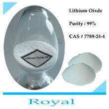 High Quality Lithium Oxide 99% Li2O
