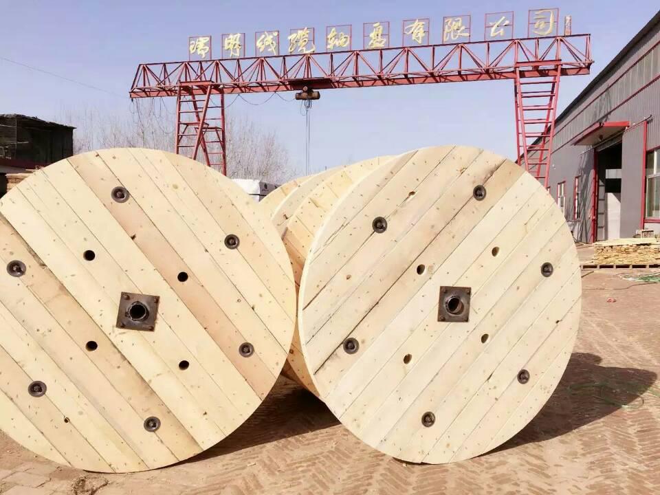 Деревянные барабаны для кабеля картинки